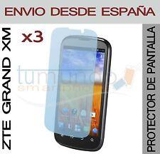 3x Displayschutzfolie ZTE grand XM / x U970 in Spanien