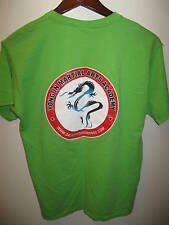 Yong In Martial Arts Taekwondo Academy Daly City California Dragon T Shirt Large