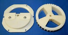 Rhino & Northwestern Triple Vend Machine Deep Adjustable Vending Wheel Set