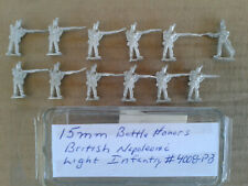 15mm Battle Honors British Napoleonic Light  Infantry