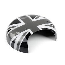Black Union Jack UK Flag Tachometer Panel Cover Pour MINI COOPER R56 R58 R60 FF