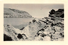 Leuchturm an der Bucht bei Darna Libyen Afrika