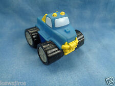 1991 McDonald's 4 X 4 Mighty Rubber Truck Under 3 Series Happy Meal Toy