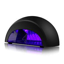 LED UV Lamp Curing Manicure Light Gel Polish Art Machine - White 12w