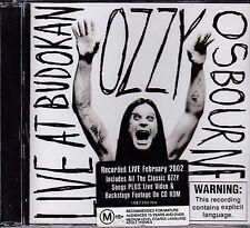 OZZY OSBOURNE - LIVE AT BUDOKAN - CD - NEW -