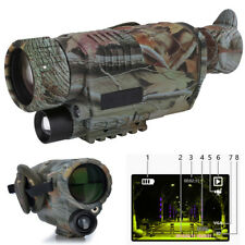 Camo Hunting IR Infrared Dark Night Vision IR Monocular Binoculars Telescopes EC