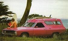 Old Print. 1972 Ford Falcon XA Van Advertisement