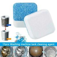 15 Pcs Washing Machine Tub Bomb Cleaner--Free shipping D3E8