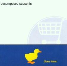 Decomposed Subsonic | CD | Blaue Löwen (2000)