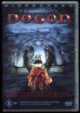 Dagon - R4 DVD Horror RARE