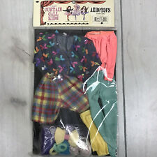 VTG Horsman Curtain Call Kids Clothes Aerobics Robin Woods & Carol Lawrence NEW