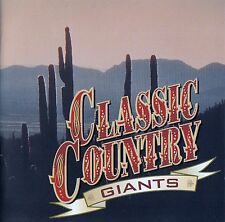 CLASSIC COUNTRY - GIANTS / 2 CD-SET (TIME LIFE MUSIC TL 626/28) - TOP-ZUSTAND