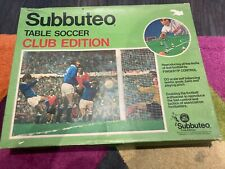 More details for subbuteo club edition set