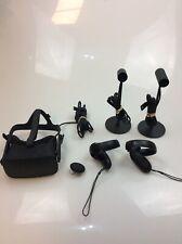Oculus Rift Virtual Reality Headset - Black **Read Description**