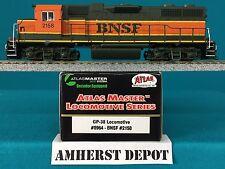8964 Atlas HO GP 38 BNSF DCC Locomotive  NIB
