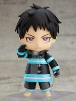 In STOCK Nendoroid Shinra Kusakabe Fire Force 1235 Action Figure