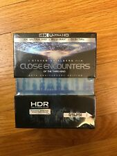Close Encounters of the Third Kind, 4K Uhd+Blu-Ray+Digital, 40th anniv. ed. set