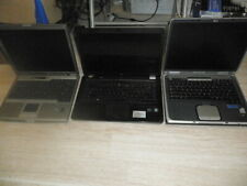 Lot of 3 laptops for parts dell and Hp - No Reserve