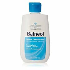 3 Pack - Balneol Hygienic Cleansing Lotion 3oz Each