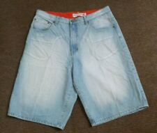 Brooklyn Jeans co light blue denim shorts - 38 inch waist