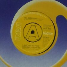 "JILL BABY LOVE 'I JUST GOT TO FIND SOMEONE TO LOVE' UK 7"" SINGLE DEMO COPY"