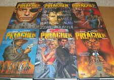 Preacher Hardcover 1 2 3 4 5 6 Full Set 1-66 HC Garth Ennis AMC TV Series