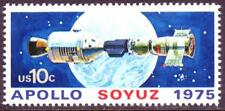 AT FACE! #1570 APOLLO-SOYUZ. WHOLESALE LOT OF (200) MINT SINGLES F-VF NH!