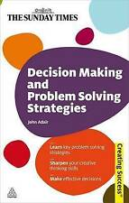 Decision Making and Problem Solving Strategies: Learn Key Problem-ExLibrary