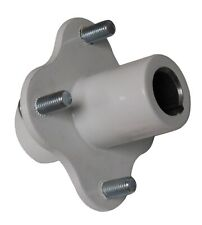 """Wheel Hub with (4) 5/16"""" Bolts on a 2-13/16"""" Circle (3/4"""" Bore)"""