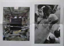 RIBOUD / BOVO  - Carton d invitation affiche - 2010