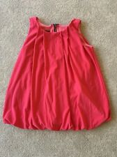 Une Deux Trois Girls Pink Sleeveless Top Size 8