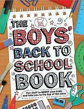 The Boys' Back To School Book (Buster Books), Steve Martin, New Book