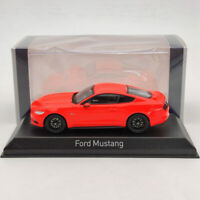 1:43 Norev Ford Mustang GT 2014/2015 Diecast Limited Edition Fluorescent Orange