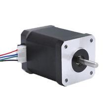 Nema 17 Bipolar Stepper Motor  60mm 120oz.in(80Ncm) 1.5A 4 Lead CNC 3D Printer
