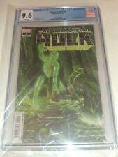 The Immortal Hulk #2 CGC Graded 9.6 & 5th print virgin 1st app of Dr Frye