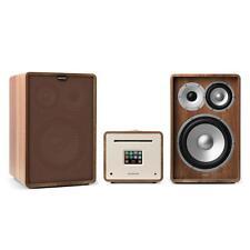 NUMAN Retrospective Impianto Stereo Amplificatore Casse Lettore CD Diffusore MMM