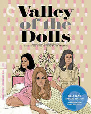 Valley Of The Dolls Blu-ray, Criterion, Like New