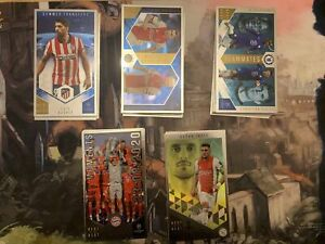 Topps Best of the Best 2020/21 UCL Premium Foiled Cards - mint choose