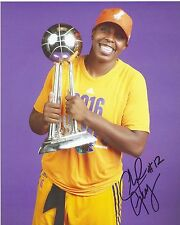 Chelsea Gray Signed 8 x 10 Photo Wnba Basketball Los Angeles Sparks Champions
