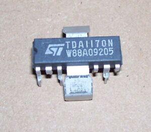 Atari SM 124 SM 125 High resolution monitor TDA 1170N TV vertical deflection IC