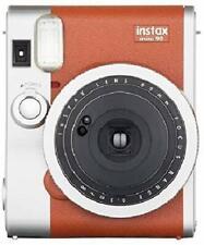 Fujifilm Instax Mini 90 Neo Classic Instant Film 70/80's Wait-N-Take Camera Brow