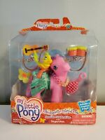 "MLP BUTTERFLY ISLAND, SEASIDE CELEBRATION  ""SKYWISHES"" MIB By Hasbro 2004"