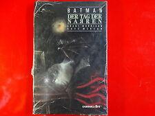 Batman Hardcover Comic: Der Tag der Narren*Carlsen Verlag - Comic Art*gebraucht