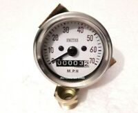 1953 Triumph T15 (Terrier) single cylinder 150cc motorcycle speedo speedometer