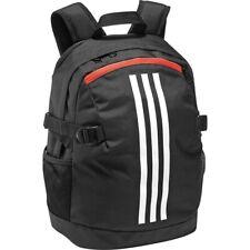 Adidas Power 4 Backpack Rucksack Work Sports Gym School Sports Bag CV7142 Black