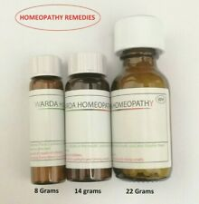 Choose Homeopathic Remedies in 200C Homeopathy Remedy in 8 / 16 / 24 Grams
