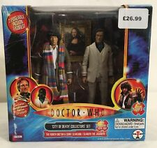 Doctor Who City of Death action figure Collectors Set the fourth 4th scarlioni