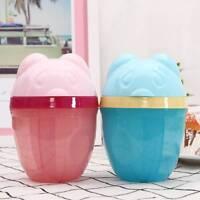 Three Lattice Baby Milk Powder Storage Box Feeding Powder Dispenser Container