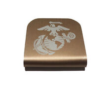 USMC EGA Marine Corps Copper Hat Clip for Tactical Patch Caps by Morale Tags