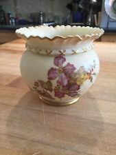 19th Century Royal Worcester England Bowl 1651 Rd No 209445
